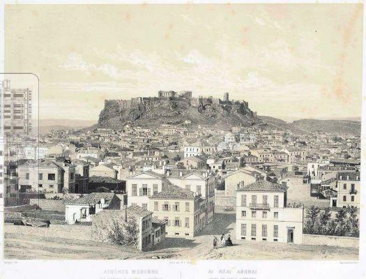 2 Αποψις των Αθηνών