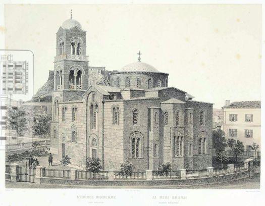 8 Η εκκλησία του Αγ Νικοδήμου
