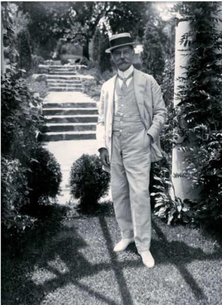 Ιωάννης Γεννάδιος, ca. 1920.