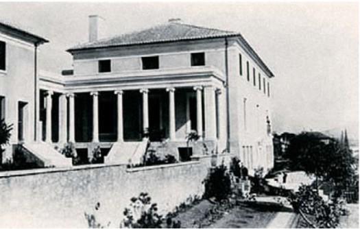 Το Loring Hall, ca. 1929.