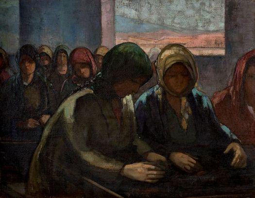 Θεόφραστος Τριανταφυλλίδης, «Εργάτριες Σταφίδας», 1290 -25