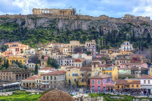 TopTenRegions1_AthensAttiki_1PlakaAcropolis