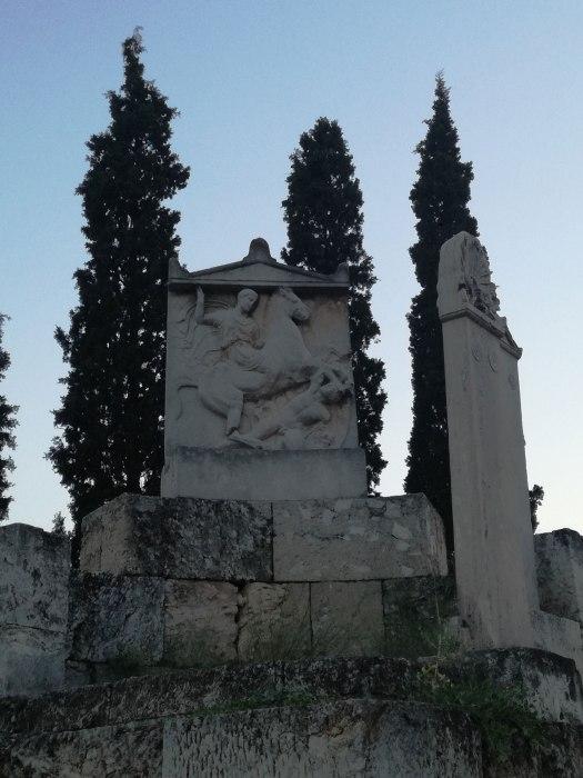 Ο τάφος του ιππέα Δεξίλεω